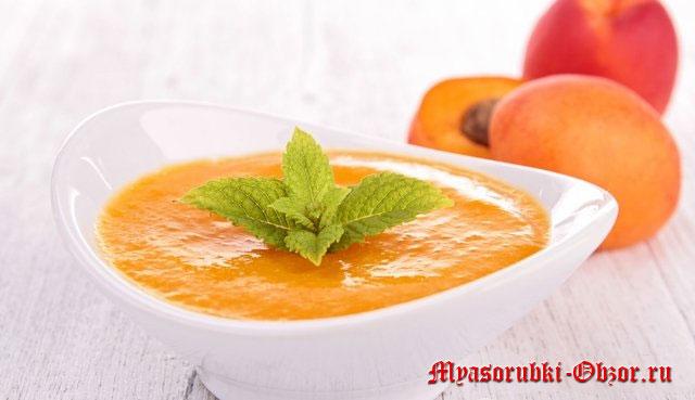 рецепт повидла из абрикосов