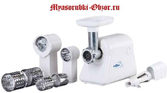 Российская электромясорубка Ротор Дива