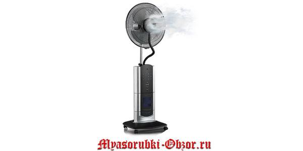 Увлажнитель из вентилятора